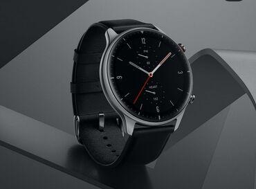 Умные часы Xiaomi Amazfit GTR 2 GlobalНастоящее мастерство дизайна и