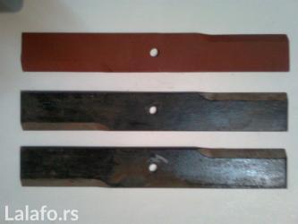 Instrumenti | Nova Pazova: Prodajem 3 kom. nozeva sa slike, visenamenski,novi,fabricki ostreni
