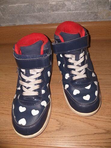 Patike cipele - Srbija: Cipele/patike za devojcicu, vel.32, H&M,nošene, u dobrom stanju