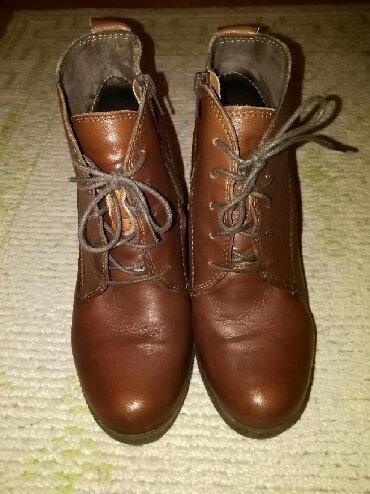 Personalni proizvodi | Zajecar: Ženske cipele od prave kože. Broj 38. Vrlo malo nošene