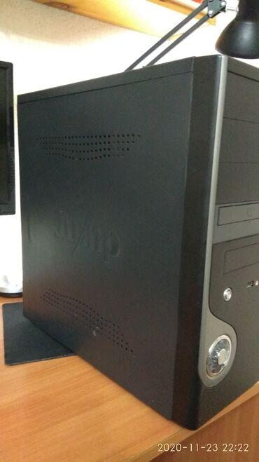 диски б у 4 в Кыргызстан: Продам системный блок,  Процессор двухъядерный intel e5700  4 Гб ddr3