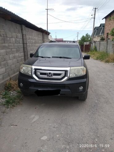 honda cr v бишкек в Кыргызстан: Honda Pilot 3.5 л. 2008 | 200000 км