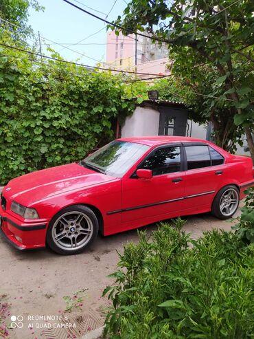 bmw-1-series в Кыргызстан: BMW 3 series 1.8 л. 1991