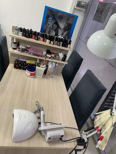 seat i в Кыргызстан: Сдаётся маникюрный стол в уютной студии красоты. Доступ 24/7Дружный ко