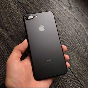 сколько стоит iphone 6 plus in Кыргызстан   APPLE IPHONE: IPhone 7 Plus   32 ГБ   Черный Б/У