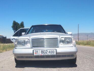 Mercedes-Benz W124 2 л. 1994   400000 км