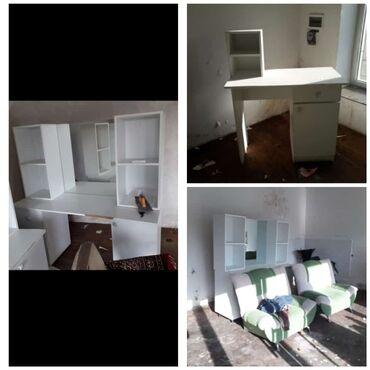 aro 24 2 5 mt - Azərbaycan: Tecili satilir 2 salon, 1 manikur masasi. Qiymet 3 bir yerde 120 azn