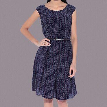 платье женское летнее в Кыргызстан: Платье Свободного кроя Sela S