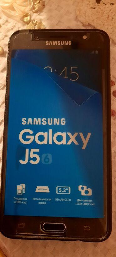 Samsung - Novxanı: J5 telefon islenmisdi yeni kimdi az islenib 2016 16G