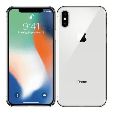 IPhone X ekran white - Bakı