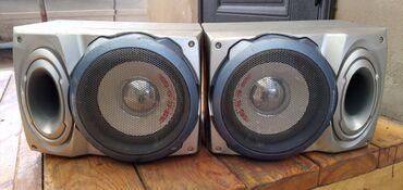 музыкальные центры в Кыргызстан: Продаются сабвуферы Pioneer-2шт, мощность 150+2=300вт, сопротивление