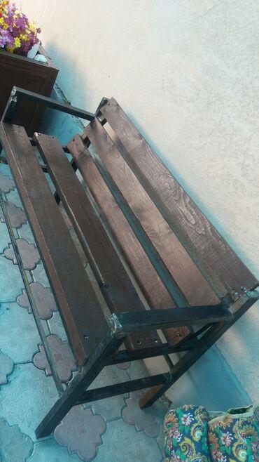 55 объявлений: Скамейка новый продаю размер 1.5 м