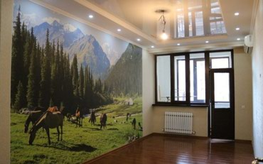 Евро ремонт под ключь! Натяжные потолки бесплатно! в Бишкек