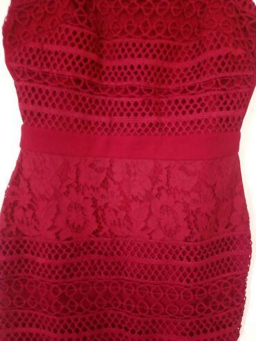 Haljine   Bogatic: Prelepa turska haljina L velicina svecana i kvalitetna. Samo jednom