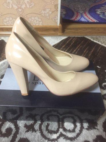 Продаю туфли в отличном состоянии  с36 размер в Бишкек