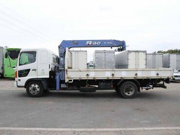 спецтехника в лизинг бишкек in Кыргызстан | ГРУЗОВИКИ: Hino ranger автомобили под заказ! Raritet_motorsбез пробега по рф и