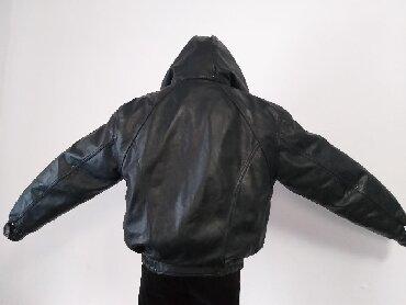 Куртки - Сокулук: Куртка 100%кожа Германия мех натуральный отстёгивается