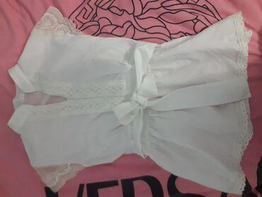 Белая кофта Размер: 48