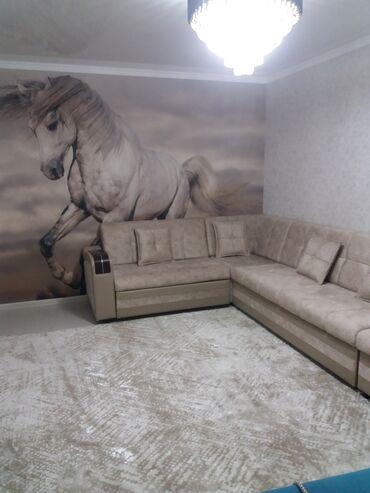 Недвижимость - Джалал-Абад: 2 комнаты, Постельное белье, Полотенца, Телевизор, Без животных