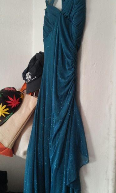 Вечернее платье в пол, размер l. в Бишкек