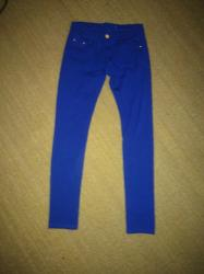 Plave pantalone - Srbija: Plave pantalone, veličina 32