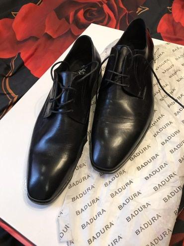 Новые кожанные туфли 43 размер (Польша ) в Бишкек