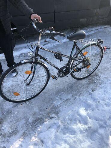 велик для двойняшек в Кыргызстан: Велосипед из Европы в идеальном состоянии