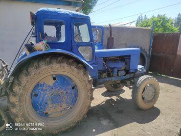 Транспорт - Орловка: Продам трактор Т40 в хорошем состоянии делал все для себя в комплекте