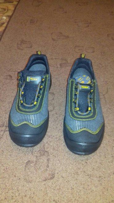 Marke kvaliteta - Srbija: NOVE,radne cipele,marke Panda,broj 42.Sa metalnom zastitom,odlicnog