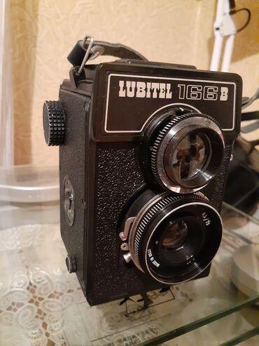 Продается рабочий фотоаппарат lubitel166в.Зеркальный.Ретро.Широкоплено
