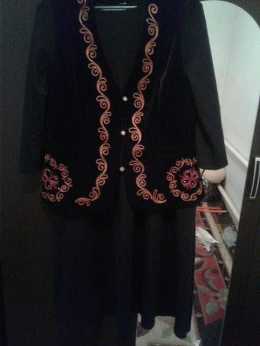 Теплая двойка. шерстяное платье от в Бишкек