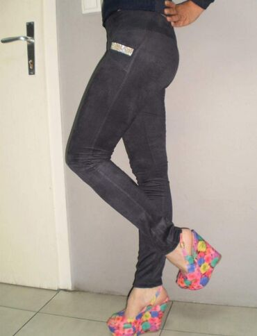 Divne pantalone tanji velur elastinSuper model i kvalitet uvoz Turska