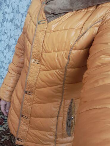 Зимняя куртка б/у.Состояние идеальное