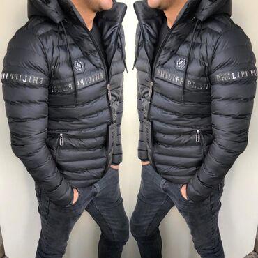 Zimska jakna reebok od - Srbija: Phillip Plein muske jakne. Velicine od s do 6xl