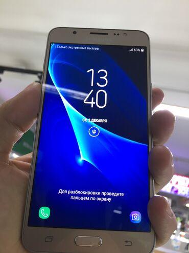 bmw 3 j serii в Кыргызстан: Б/у Samsung Galaxy J7 2016 16 ГБ Золотой