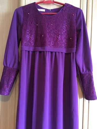 Платье. Новое, размер не подощел. Зима- Весна. размер 44-46. в Бишкек