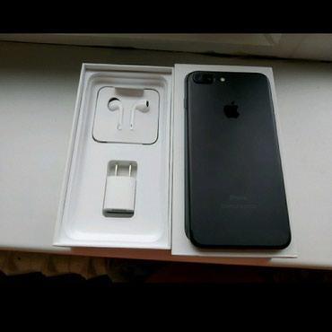 СРОЧНО!!! продаю iphone 7+ в Бишкек