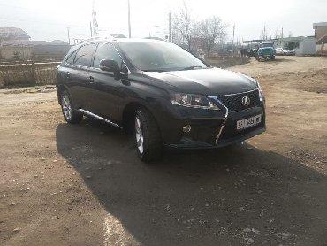 Lexus в Ак-Джол: Lexus RX 3.5 л. 2010   100 км