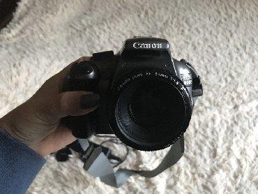 фотоаппарат canon eos 1100 d в Кыргызстан: Продаю фотоаппарат Canon EOS 1100 D, очень редко пользовались. Почти