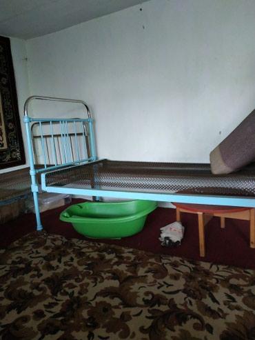 Кровать советская!!!  В отличном состоянии! Большая! в Бишкек