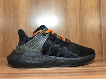 Adidas eqt support 93/17 milled leather custom σε Ηράκλειο