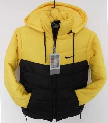 Nike jakne decije  Dostupne u velicinama 6-14  Cena 3400 dinara