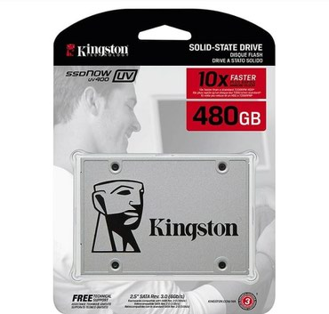 Kingston 480gb SSD. в Bakı