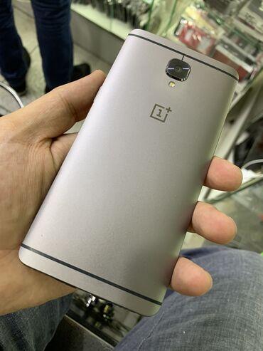 OnePlus - Кыргызстан: One Plus 3 T  6/64 2 sim флеш память  Состояние хорошее все работает б