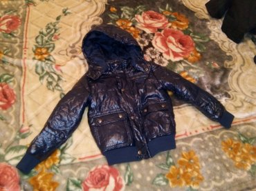 Decija jaknica,br. 6,zimska,kao nova - Nis