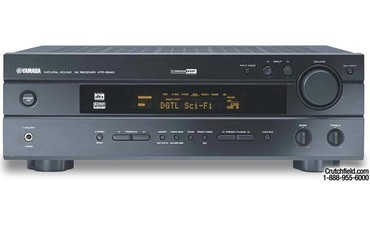 Yamaha HTR-5540 Audio/Video Receiver (Discontinued σε Νέα Σμύρνη
