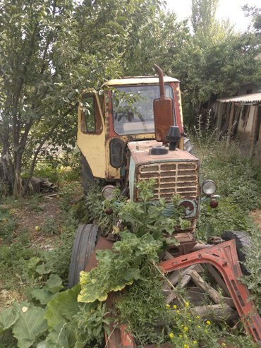 Тез арада ЮМЗ трактору кошу менен сатылат. в Кара-Кульджа