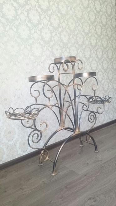 цветы для домашнего декора в Кыргызстан: Подставки для цветов по вашим эскизам!!!
