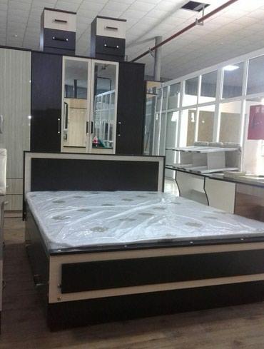 Корпусная мебель шкаф комод зеркалом на заказ делаем любой мебель в Бишкек