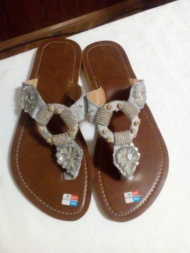 Personalni proizvodi | Ruma: Nove papuče iz prodavnice Orient emporium. Veličina papuča 40, dužina